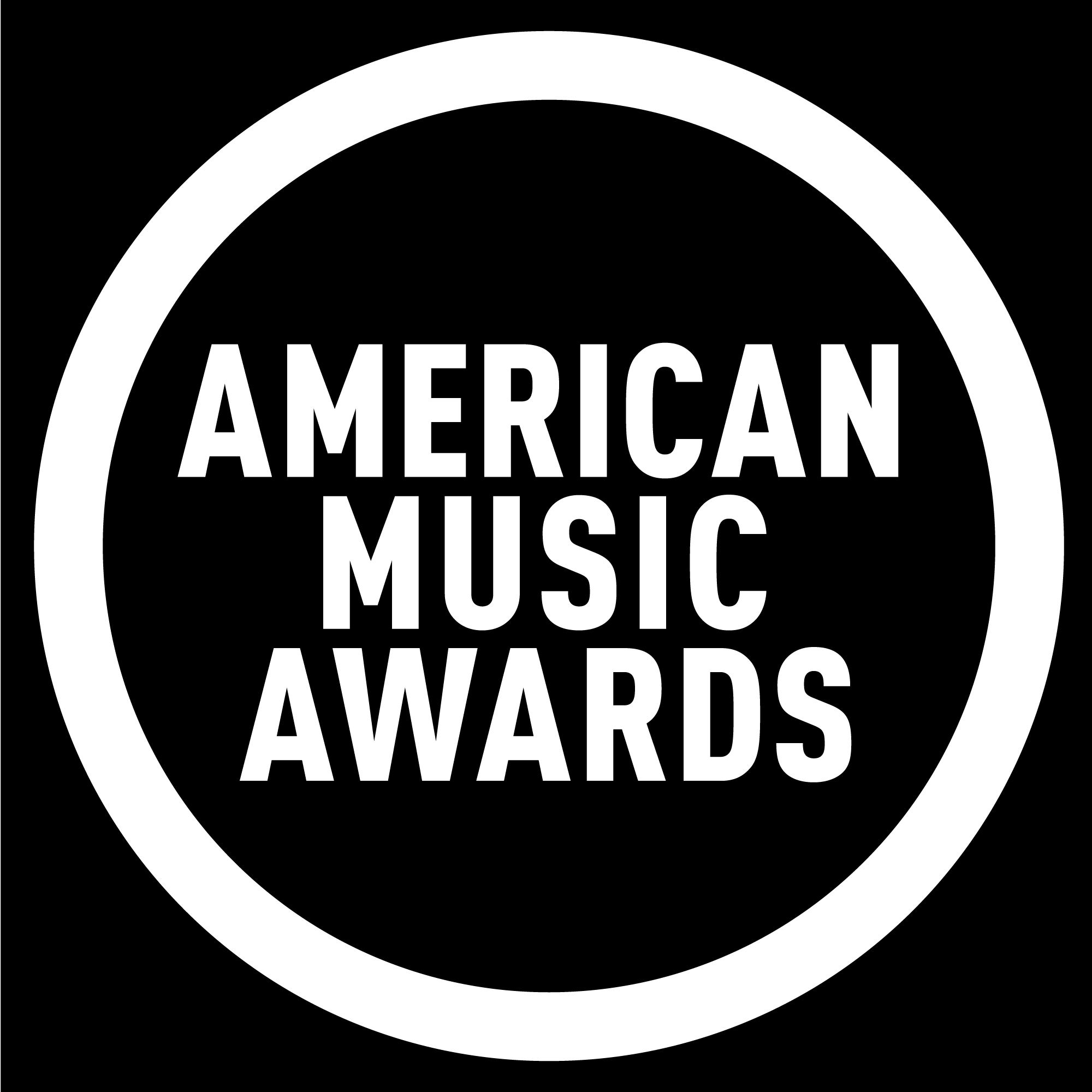 Logo courtesy of the American Music Awards, submitted by ABC