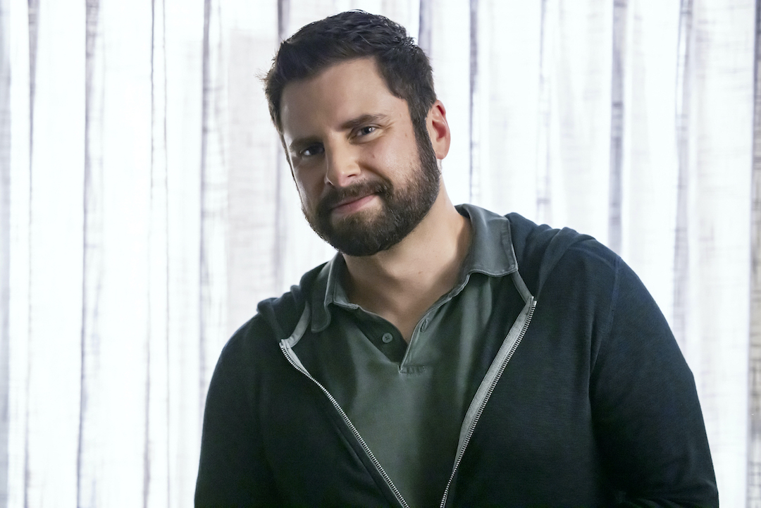 ABC's `A Million Little Things` stars James Roday Rodriguez as Gary Mendez. Season three begins at 10 p.m. Thursday on WKBW-TV Channel 7. (ABC photo by Jack Rowand)