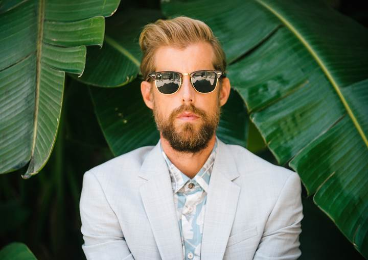 Andrew McMahon (Photo provided by the Rapids Theatre)