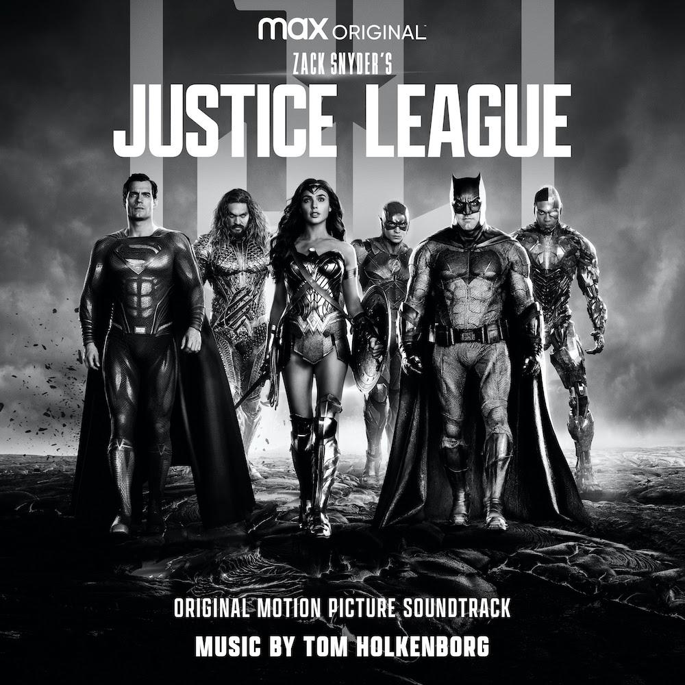 `` Justice League de Zack Snyder (Bande originale) '' (Gracieuseté du Missing Piece Group)