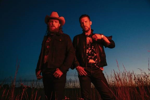 Brothers Osborne (Image courtesy of Universal Music Group Nashville)