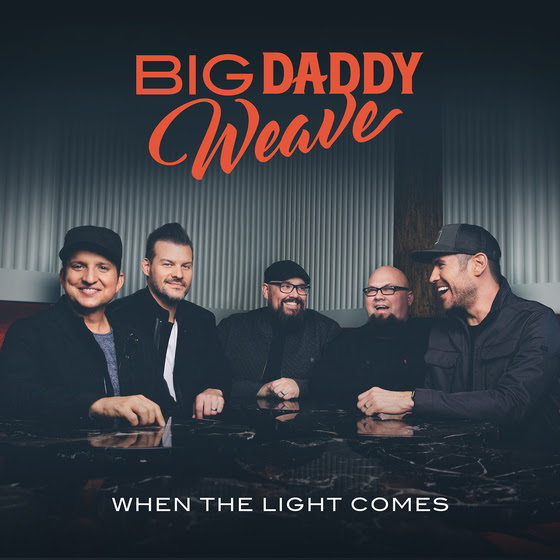 Big Daddy Weave (Image provided by Merge PR)