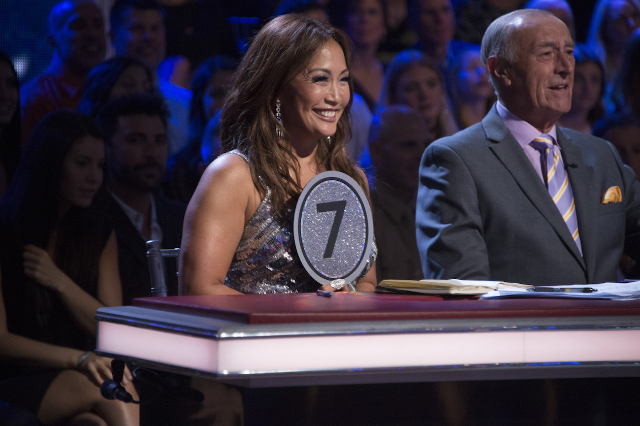 Carrie Ann Inaba on `Dancing with the Stars.` (ABC photo by Eric McCandless)