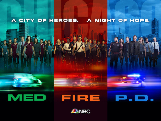 #OneChicago (Photo by NBCUniversal)