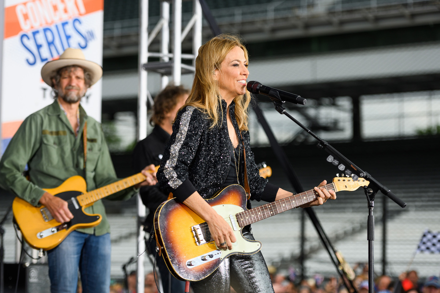 Sheryl Crow performed May 23 on `Today.` (NBC Photo by Nathan Congleton)