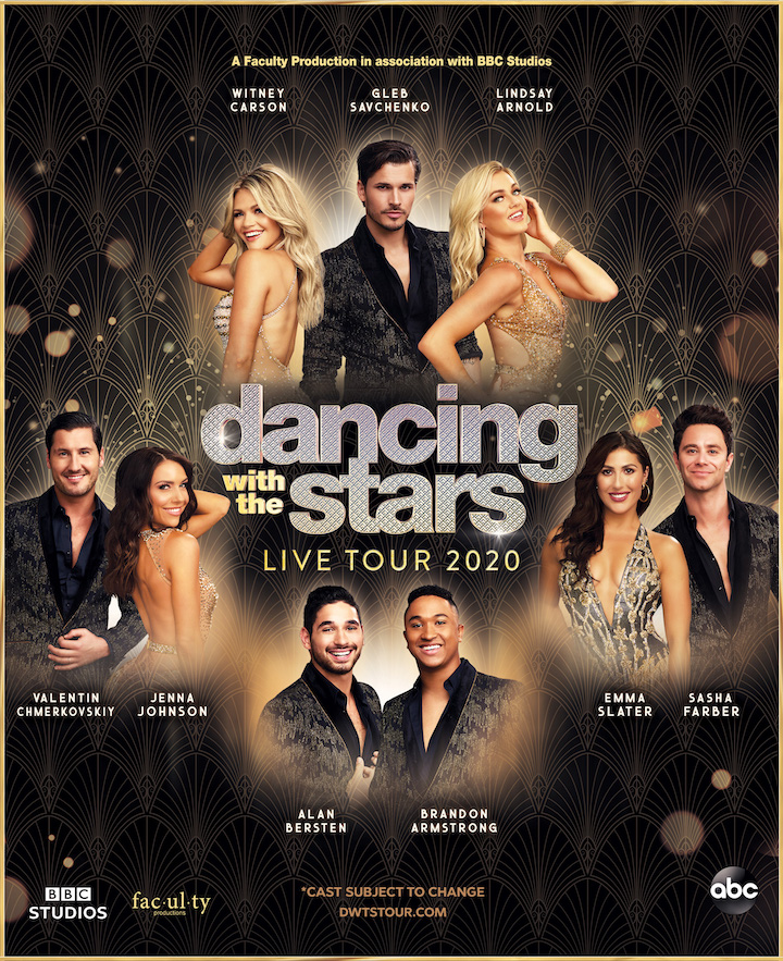 `Dancing with the Stars` (Image courtesy of Fallsview Casino Resort)