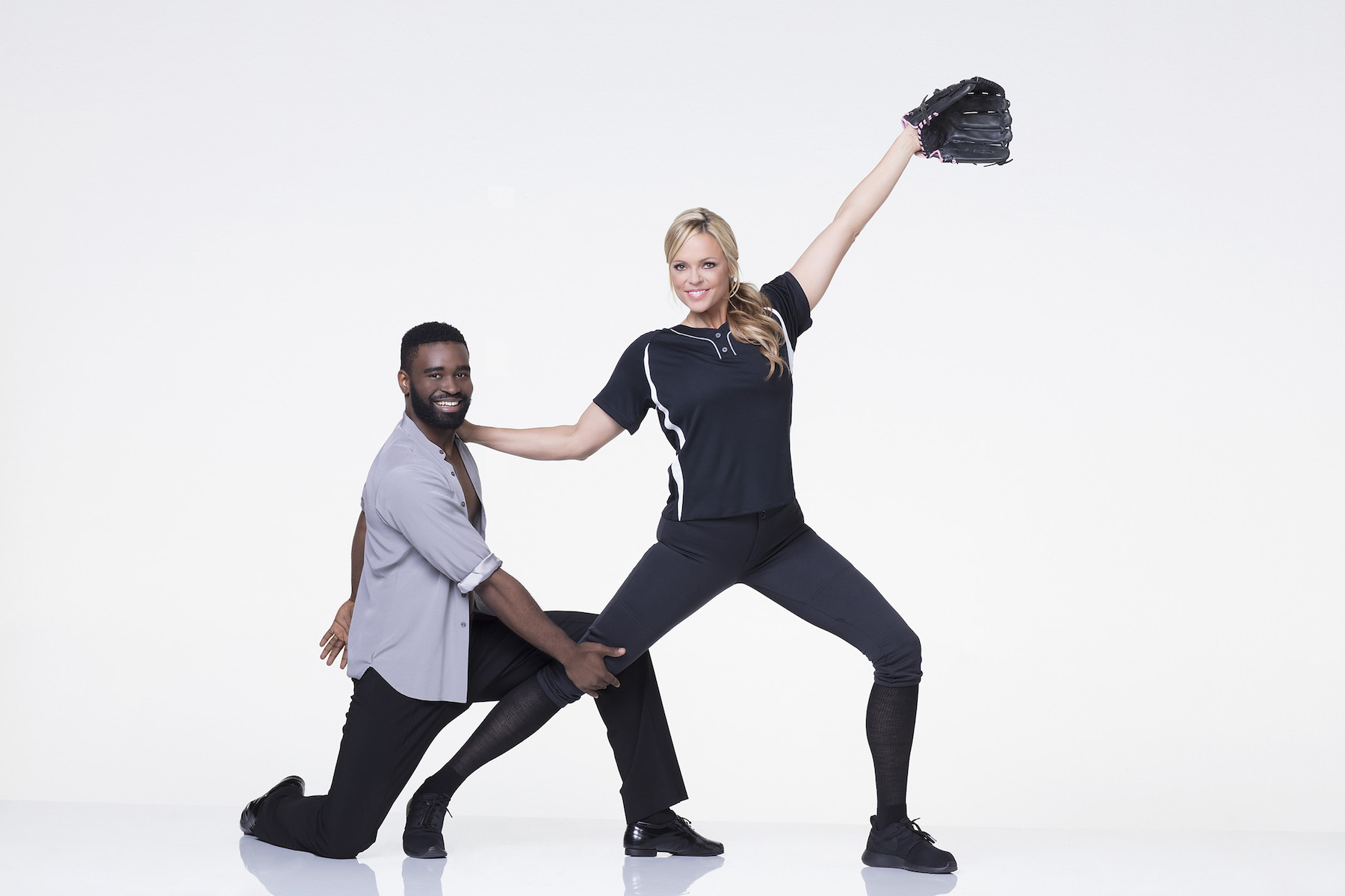 `Dancing with the Stars: Athletes`: ABC welcomes 10 athletes to sparkle up their uniforms and lace up their dancing shoes as they ready themselves for their first dance on the ballroom floor, on the season premiere of `Dancing with the Stars: Athletes,` Monday, April 30 (8-10:01 p.m.), on The ABC Television Network. (ABC photo by Craig Sjodin)