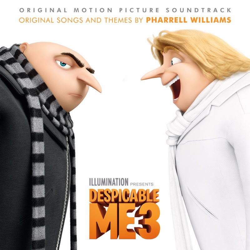 `Despicable Me 3` (Original Motion Picture Soundtrack)