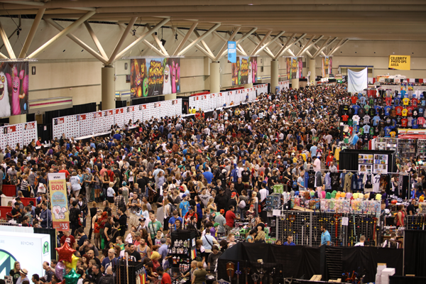 Hundreds of thousands of people will flock to Toronto this weekend for the annual Fan Expo Canada, a celebration of all things comics and pop culture. (Photo courtesy of Fan Expo Canada)