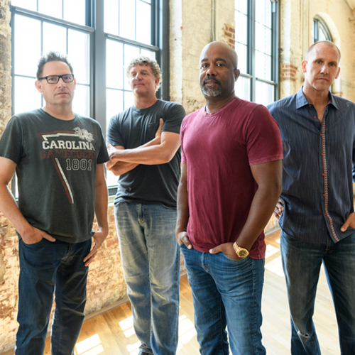 Hootie & the Blowfish (Photo by Todd Chris Owyoung, courtesy of Universal Music Nashville)