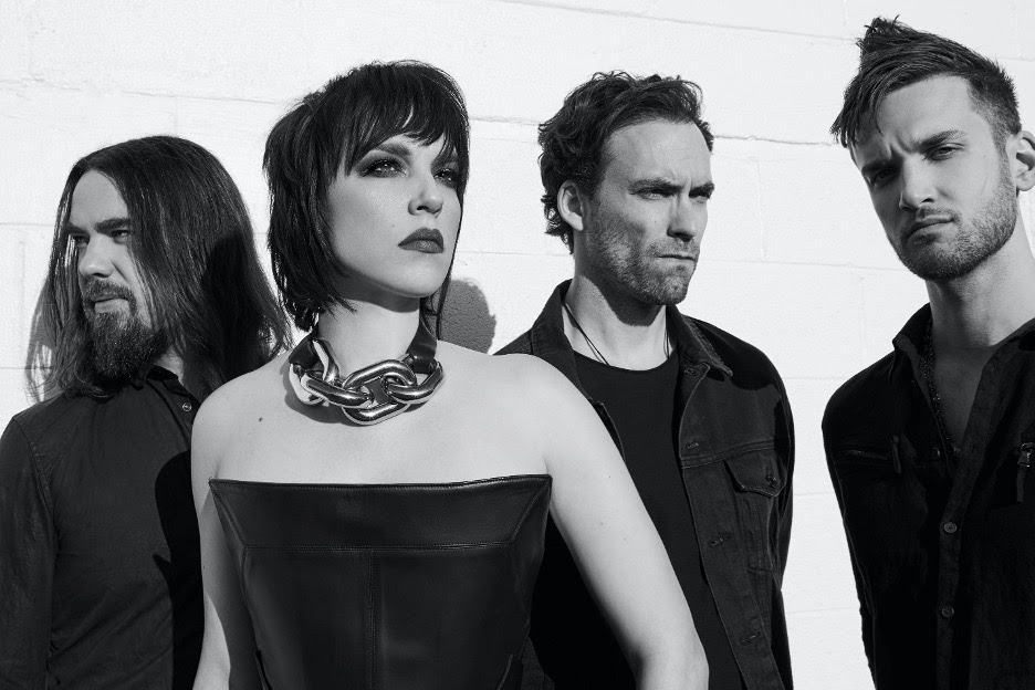 Halestorm (Image courtesy of Atom Splitter PR)