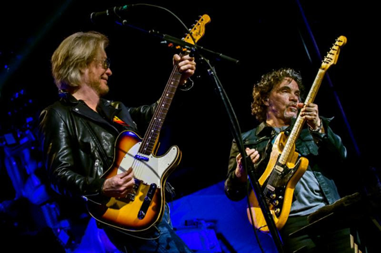 Daryl Hall & John Oates (Photo courtesy of Wolfson Entertainment Inc.)