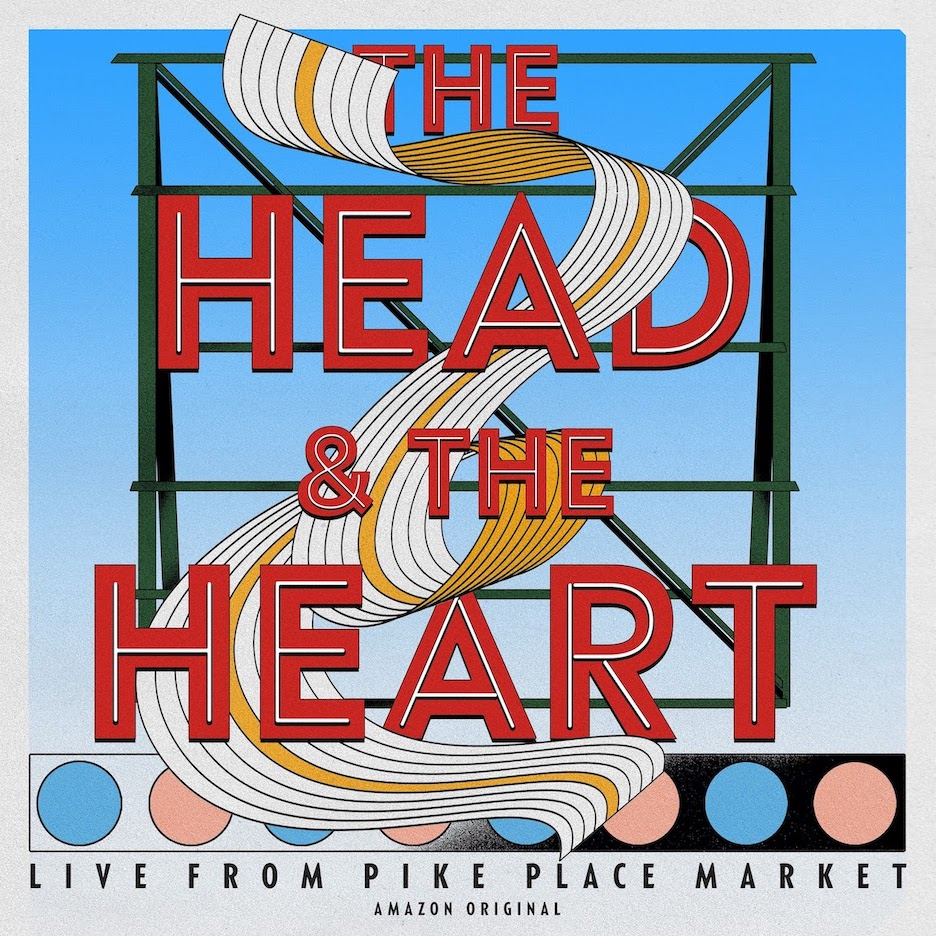 The Head And The Heart team with Amazon on new projects (Image courtesy of Missing Piece Group)