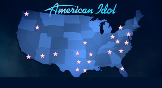 `American Idol` on the road. (ABC image)