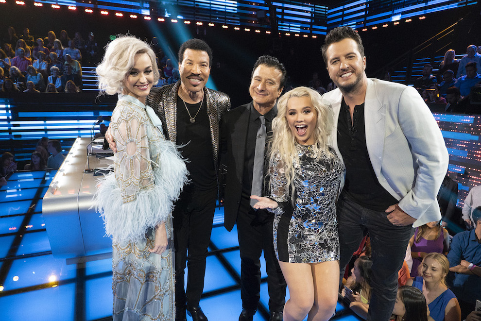 'American Idol' Reboot Crowns New Winner on ABC