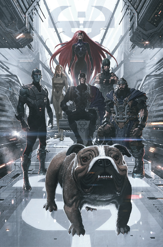 `Marvel's Inhumans` will premiere a version of the first two episodes in IMAX theaters for a two-week period beginning Sept. 1. ABC will then air the entirety of the series on the network, with additional exclusive content that can only been seen on ABC. (Marvel/Disney/ABC images)