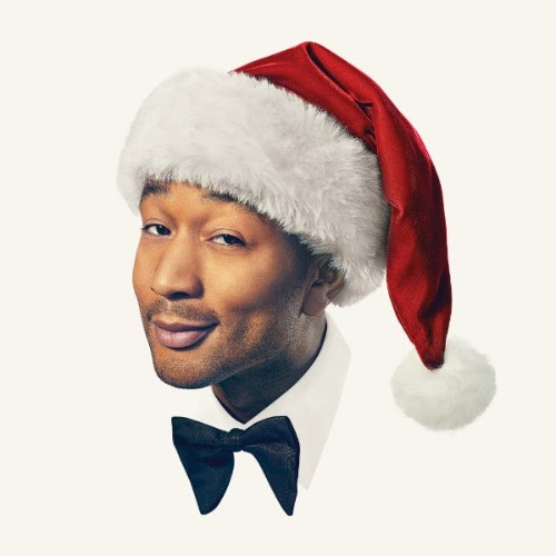 John Legend has a new holiday record. (Photo courtesy of Columbia Records)