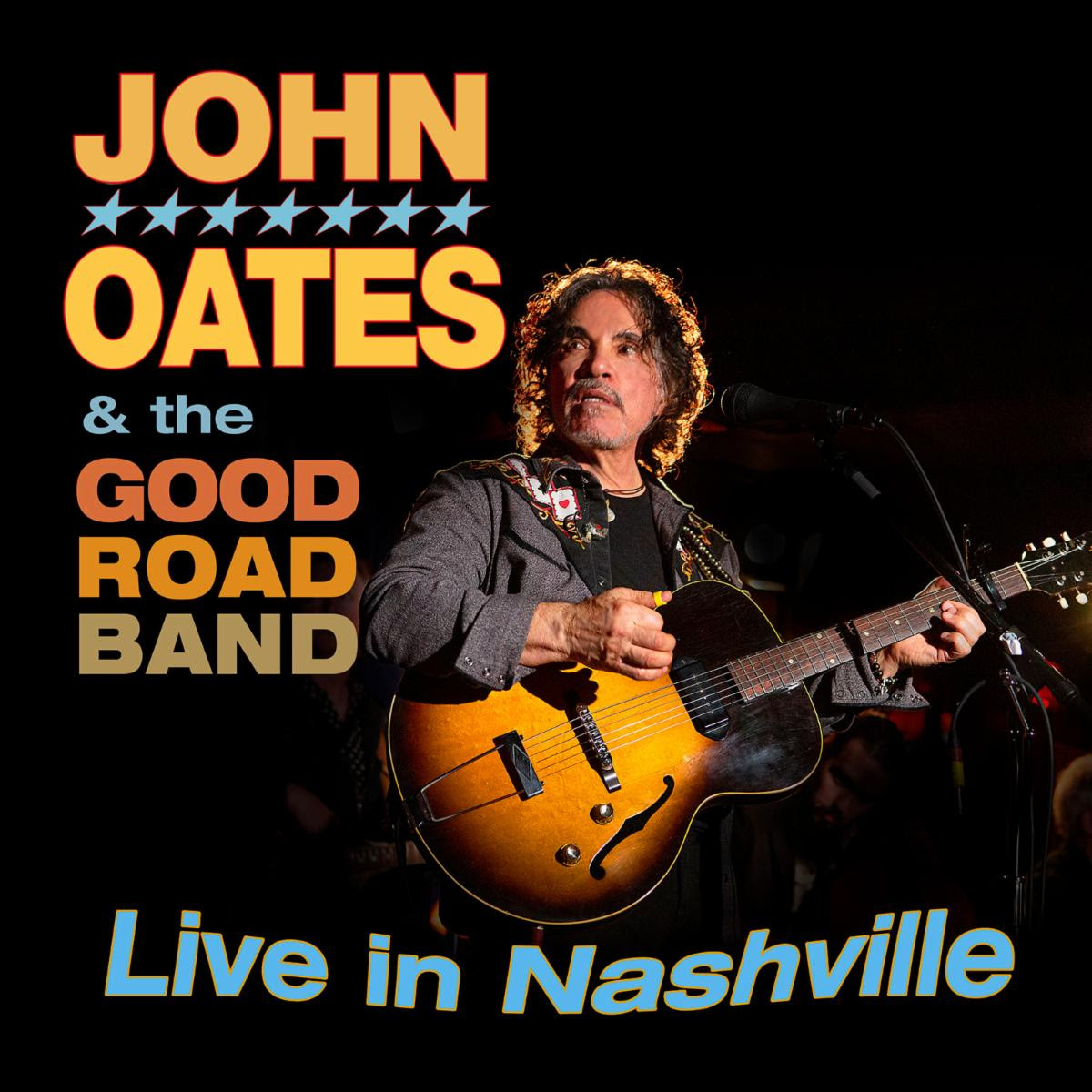 New from John Oates (Image courtesy of Wolfson Entertainment)