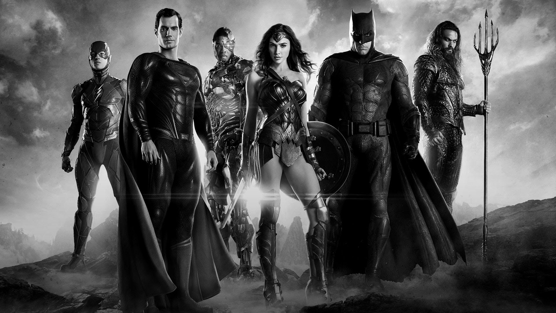 Zack Snyder's director's cut of `Justice League.` (Image courtesy of WarnerMedia)