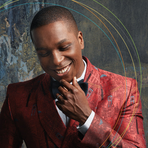 Leslie Odom Jr. (Image provided by the Buffalo Philharmonic Orchestra)