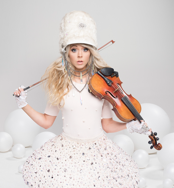 Lindsey Stirling (Photos by Cara Robbins)