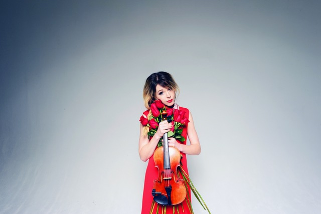 Lindsey Stirling (Photo provided by Artpark & Company)