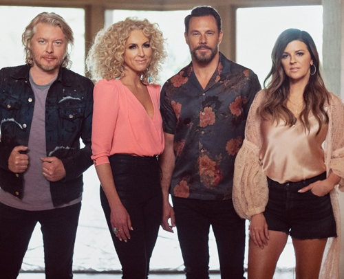 Little Big Town (Image courtesy of Universal Music Group Nashville)