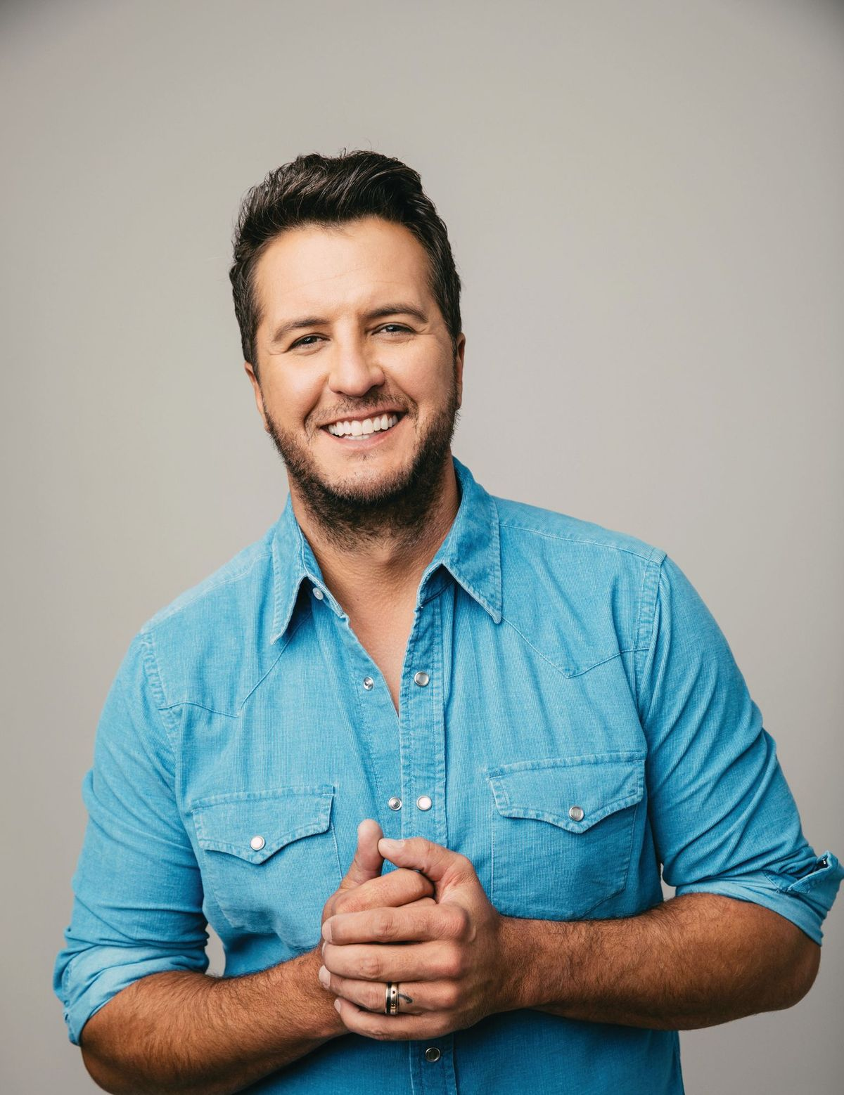 Luke Bryan (Photo by Ryan Anderson/courtesy of Schmidt Relations)