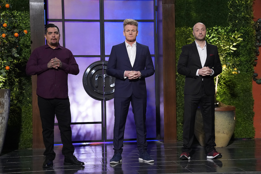 `MasterChef`: Home cooks compete to earn a spot in the top 24 in the `The Judges Do Battle/The Judges Do Battle, Pt. 2` season premiere episode airing Wednesday, May 30 (8 p.m. ET/PT), on FOX. (Photo credit: 2018 FOX Broadcasting)