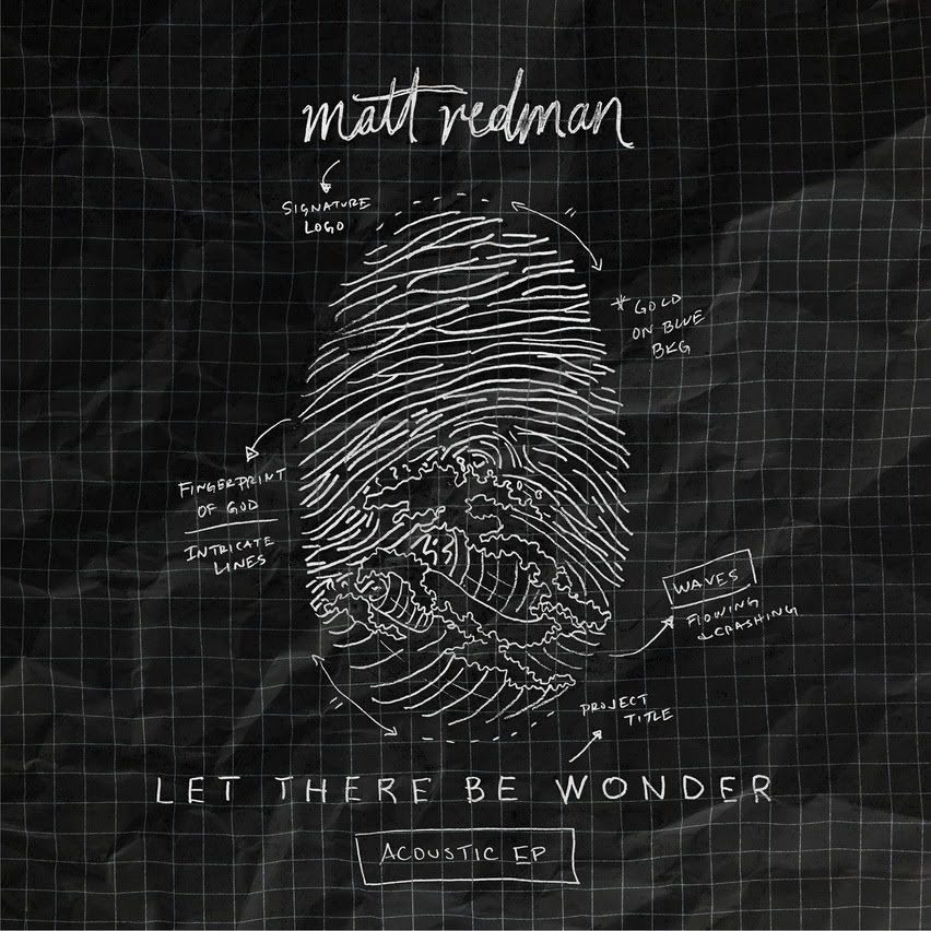 Matt Redman (Image courtesy of Merge PR)