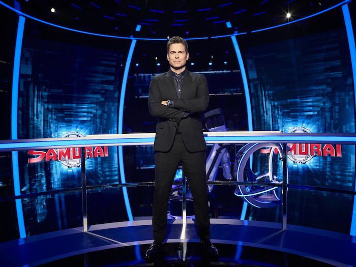 `Mental Samurai,` with host Rob Lowe, debuts Tuesday, Feb. 26 (9-10 p.m. ET/PT). (Fox Broadcasting Co. photo by Brian Bowen Smith)