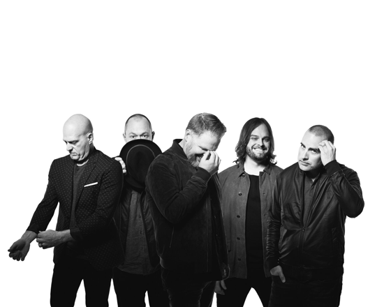 MercyMe (Photo courtesy of the Media Collective)