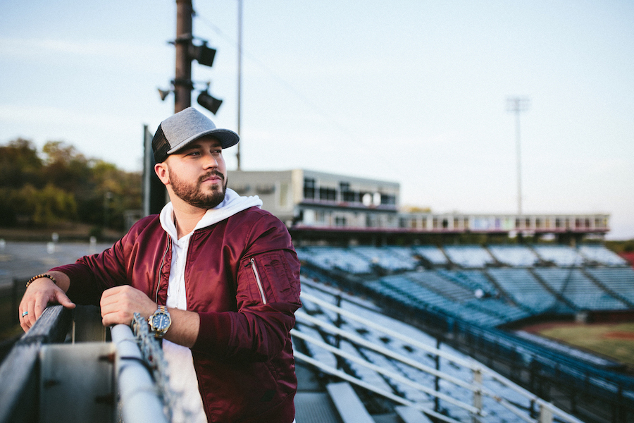 Mitchell Tenpenny (Image provided by Artpark & Company)