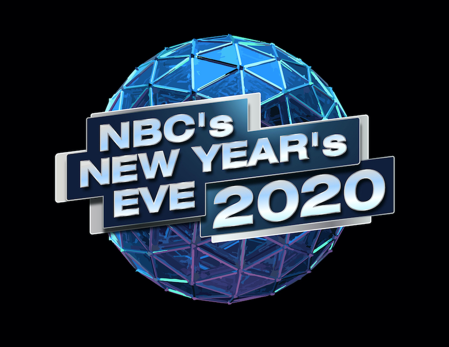 `NBC's New Year's Eve 2020` key art by NBCUniversal