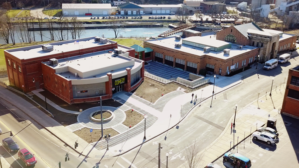 The National Comedy Center, an interactive and immersive museum experience with over 50 exhibits celebrating comedy, will open its doors in Jamestown in August.