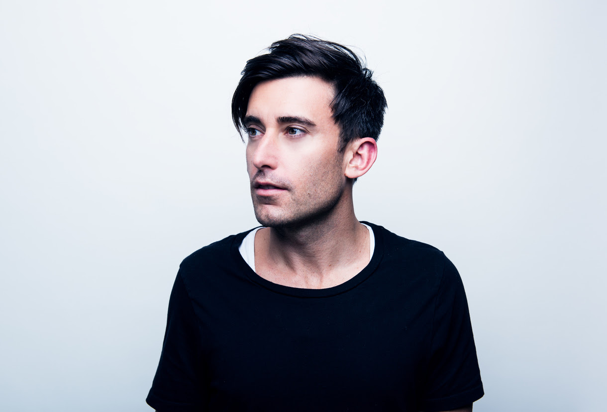 Phil Wickham (Photo courtesy of The Media Collective)