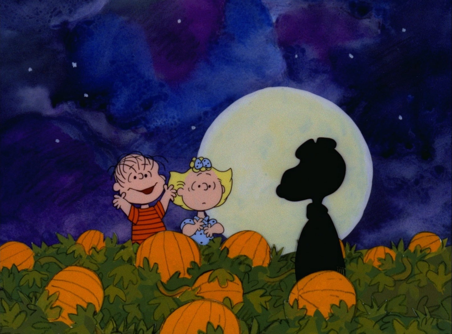 The classic animated Halloween-themed `Peanuts` special, `It's the Great Pumpkin, Charlie Brown,` created by late cartoonist Charles M. Schulz, will air Tuesday, Oct. 22 (8 p.m. EDT), on ABC. (Image ©1966 United Feature Syndicate Inc.)