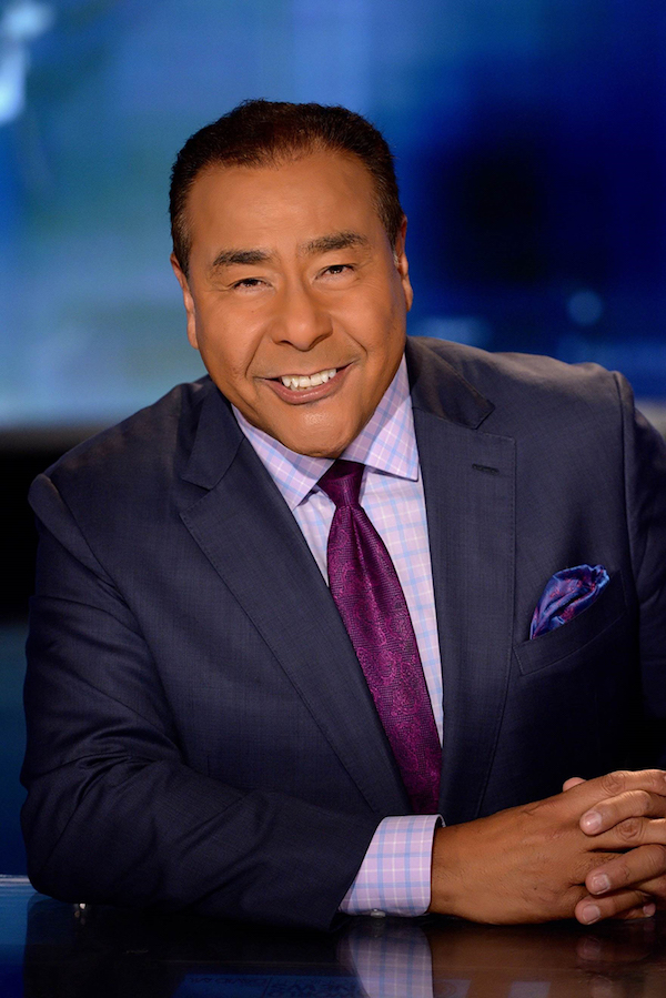 John Quiñones is among this year's commencement speakers. (ABC-TV photo provided by Niagara University)