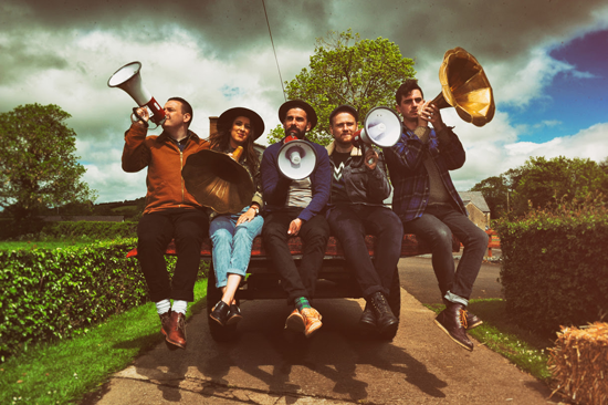 Rend Collective (Photo courtesy of The Media Collective)