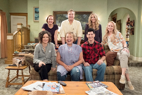 The 'Roseanne' Revival Finally Has A Premiere Date