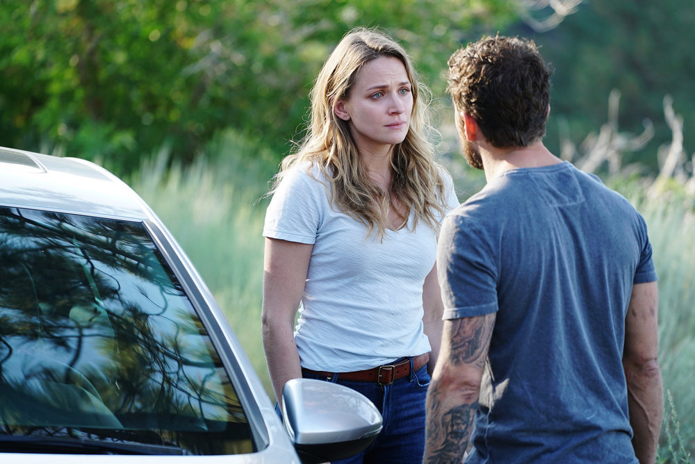 `Shooter`: Shantel VanSanten as Julie Swagger (USA Network photo by Eric McCandless)