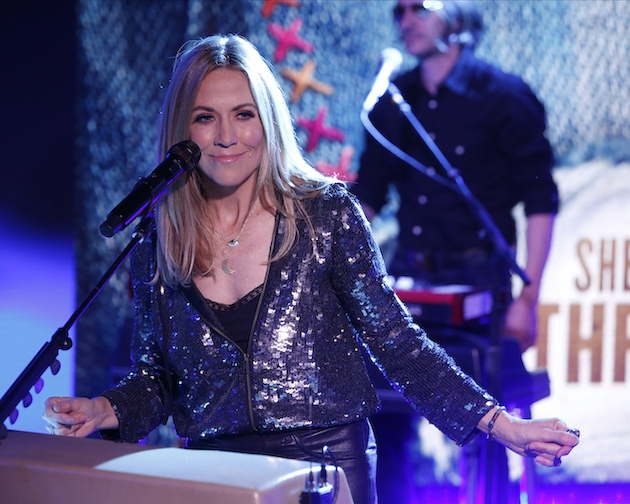 Multi Platinum Artists Sheryl Crow Usher To Perform Live From Allstate Fan Fest In New Orleans During Dick Clark S New Year S Rockin Eve With Ryan Seacrest 2020