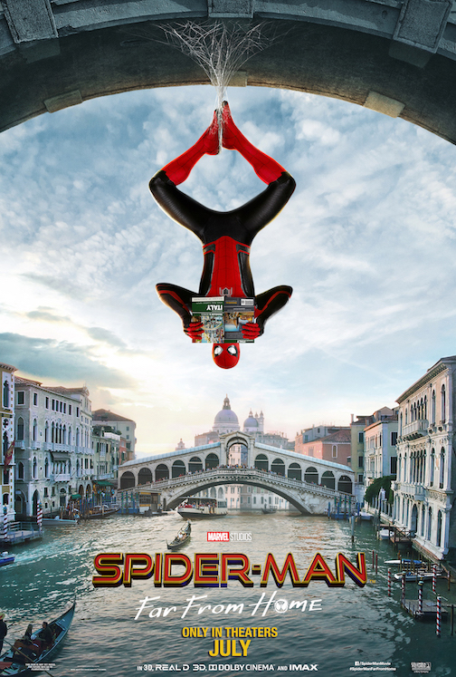 `Spider-Man: Far From Home` (Photo by Jay Maidment ©2019 CTMG, Inc. All rights reserved.)