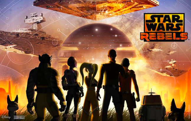 'Star Wars Rebels' Will Wrap Up on March 5