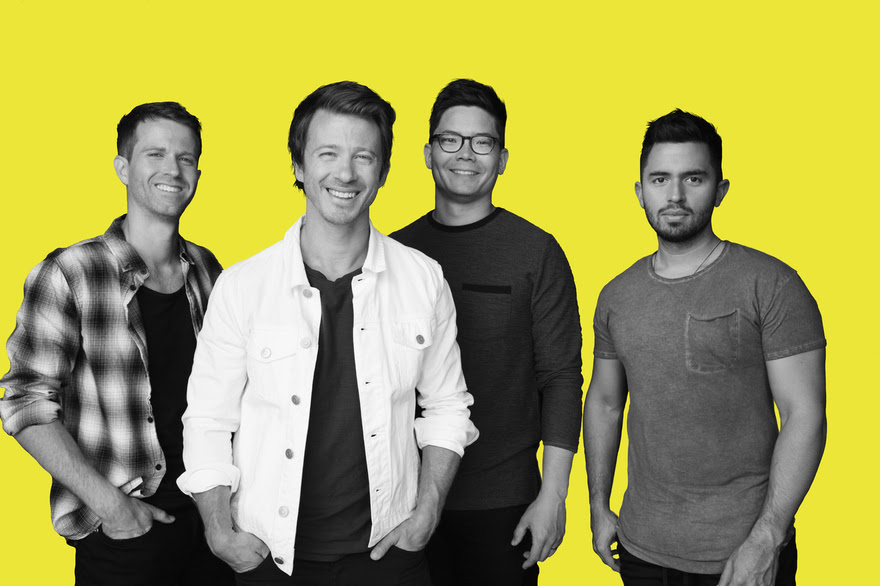 Tenth Avenue North (Photo courtesy of Merge PR)