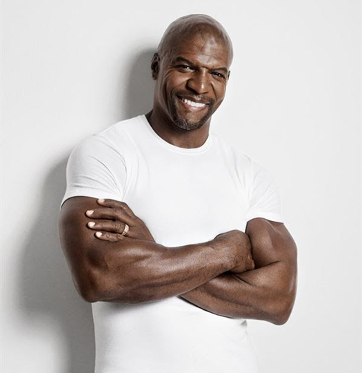 Terry Crews, host the new `America's Got Talent: The Champions.` (NBC photo)