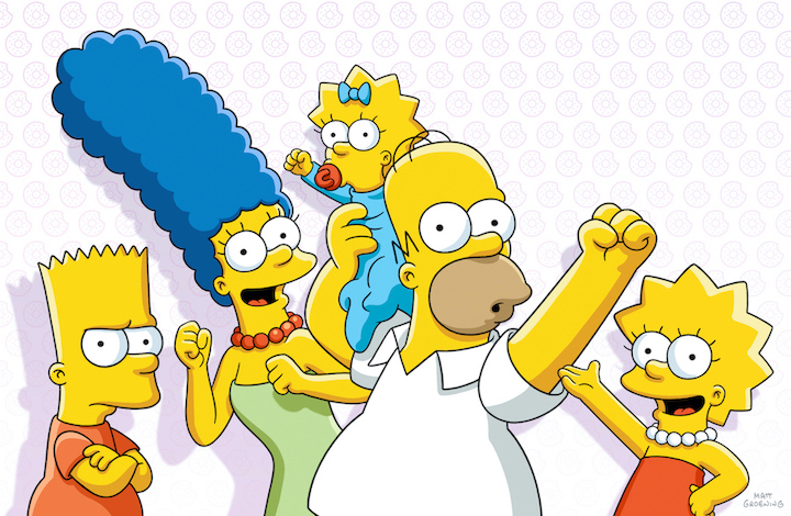 `The Simpsons`: Join the Simpson family for a historic 32nd season of the Emmy Award-winning show airing at 8 p.m. Sundays on FOX. (THE SIMPSONS ©2020 by Twentieth Century Fox Film Corporation/artwork ©2020 by Fox Media LLC)