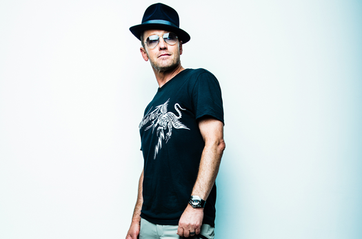 TobyMac will return to WNY this month. (Image courtesy of High Ground Media)