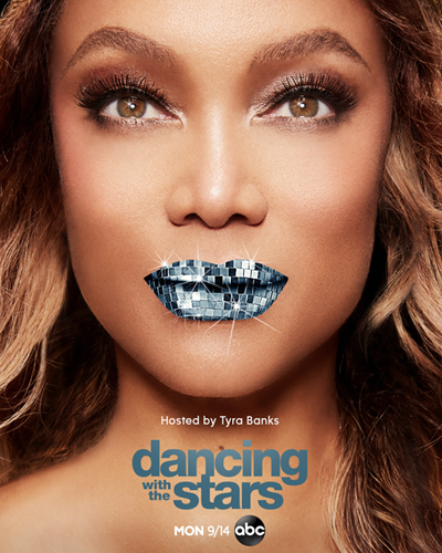 Tyra Banks of `Dancing with the Stars` (ABC key art)