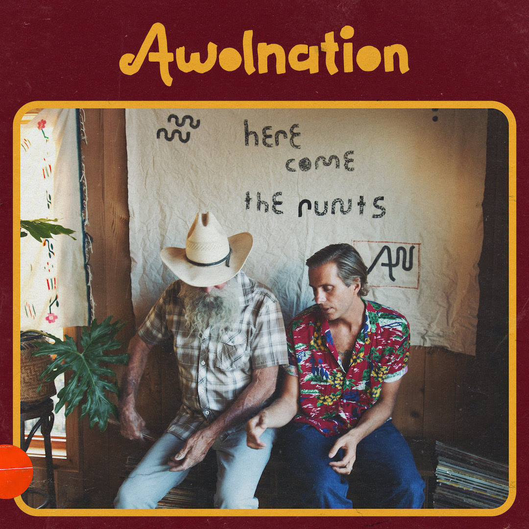AWOLNATION, `Here Come The Runts.` (Image courtesy of Red Bull Records)